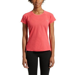 Thumbnail 2 of PWRRUN Women's Short Sleeve T-Shirt, Paradise Pink, medium