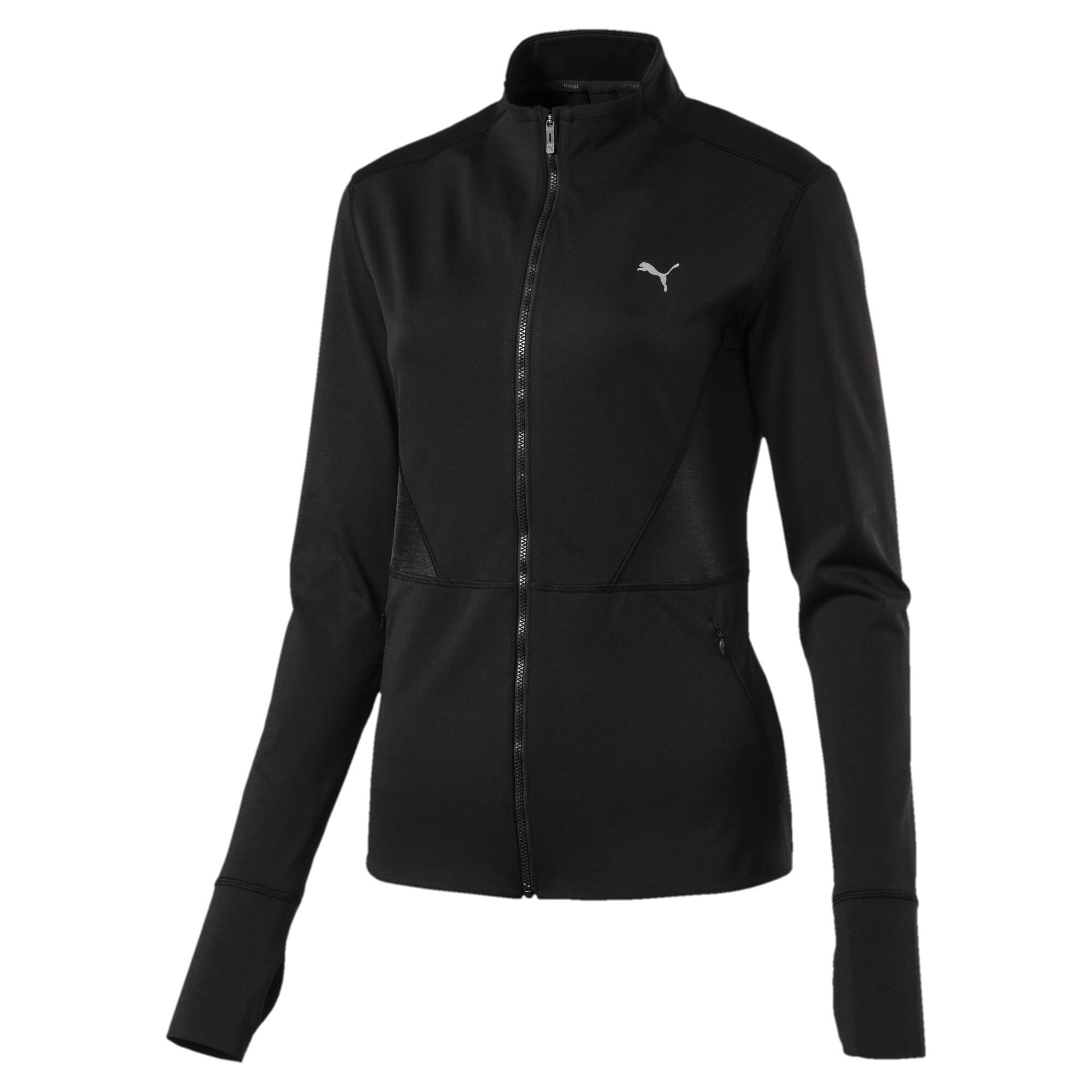 Image Puma Women's PWRLUX Zip-Up Jacket #1