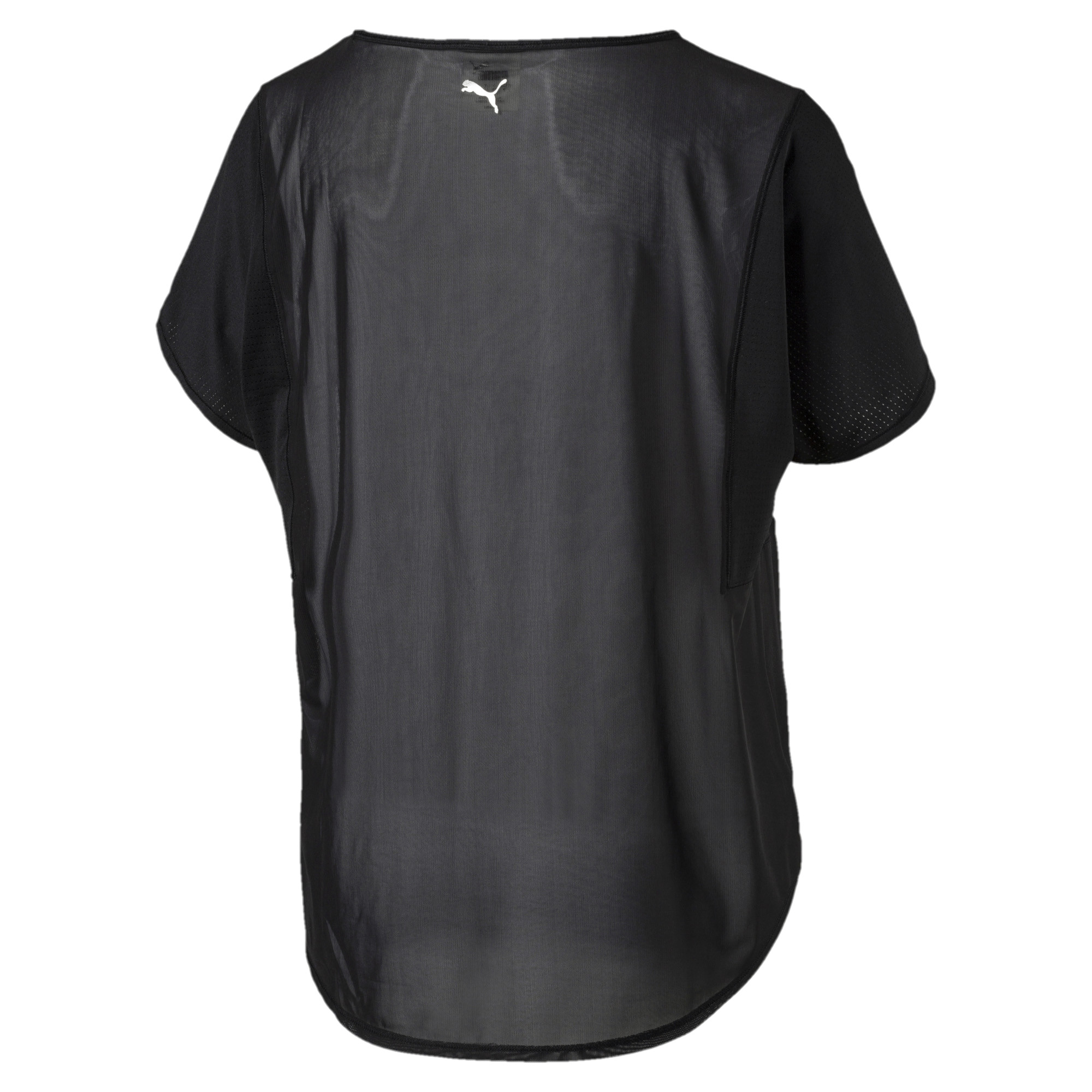 Image Puma Women's Explosive Short Sleeve Training Top #2