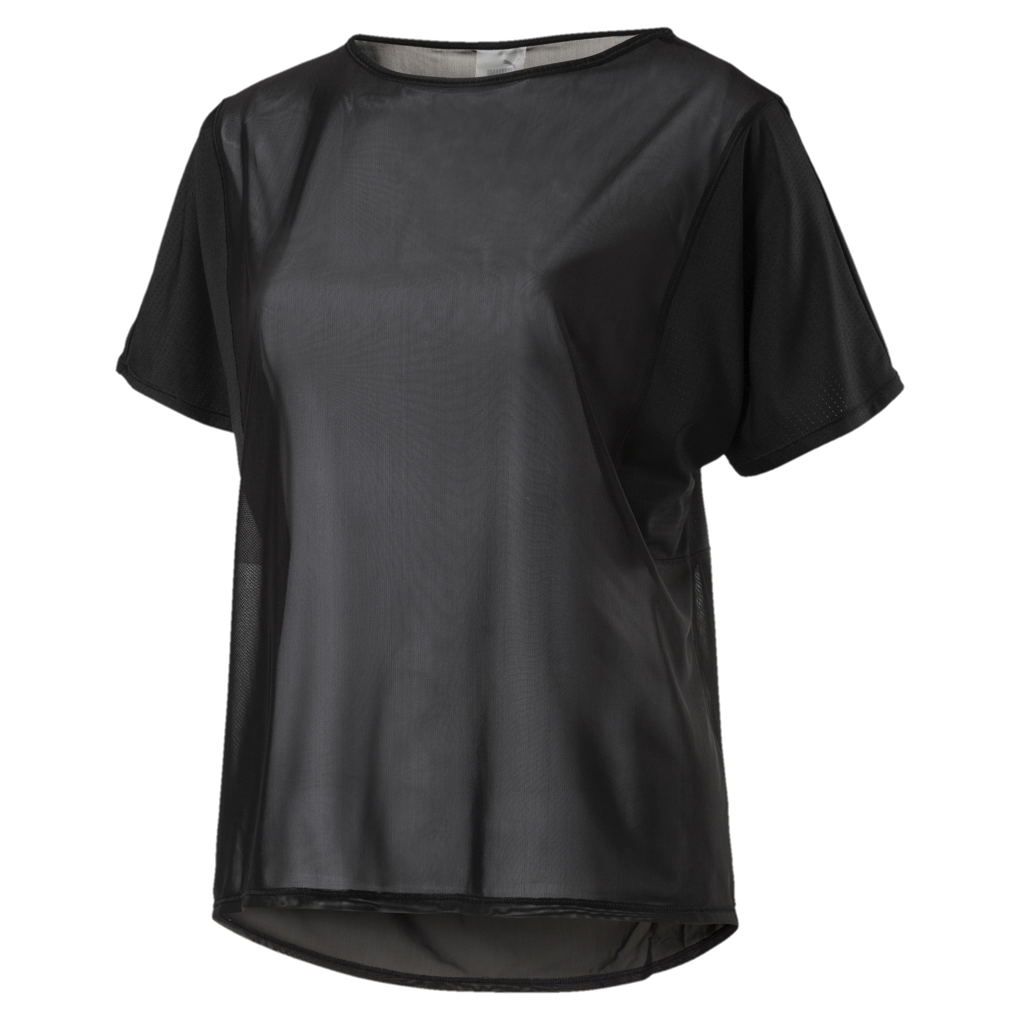 Image Puma Women's Explosive Short Sleeve Training Top #1