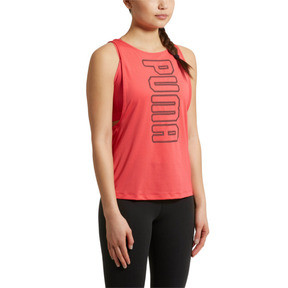 Thumbnail 2 of Spark Women's Tank Top, Paradise Pink, medium
