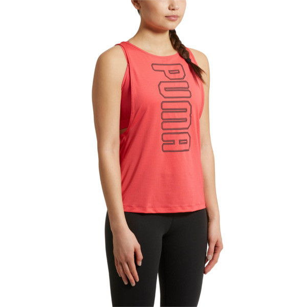 Spark Women's Tank Top, Paradise Pink, large