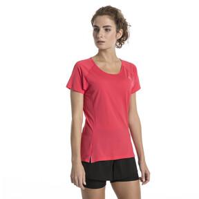 Thumbnail 2 of Core-Run Short Sleeve Women's Training Top, Paradise Pink, medium