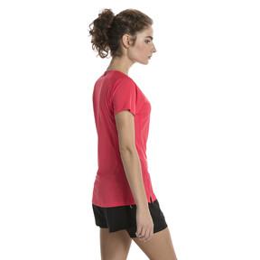 Thumbnail 3 of Core-Run Short Sleeve Women's Training Top, Paradise Pink, medium