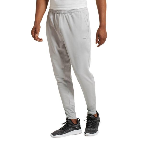 Oceanaire Energy Men's Sweatpants, Light Gray Heather, large