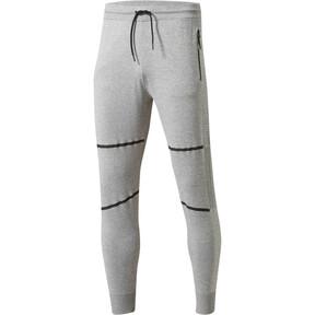 Thumbnail 1 of EvoKnit Men's Energy Trackster Pants, Medium Gray Heather, medium
