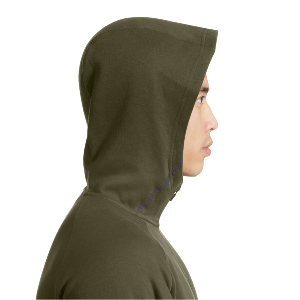 BND Tech Protect Zip-Up Hooded Men's Jacket, 02, large