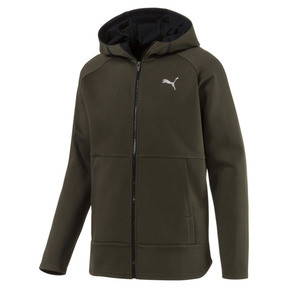 Thumbnail 1 of BND Tech Protect Zip-Up Hooded Men's Jacket, 02, medium
