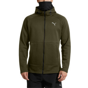 Thumbnail 2 of BND Tech Protect Zip-Up Hooded Men's Jacket, 02, medium