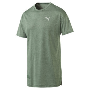 Thumbnail 1 of Training Men's Energy T-Shirt, Laurel Wreath Heather, medium
