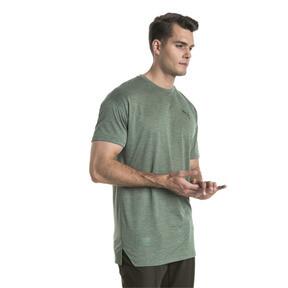Thumbnail 2 of Training Men's Energy T-Shirt, Laurel Wreath Heather, medium