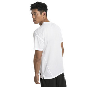 Thumbnail 2 of A.C.E. Short Sleeve Men's Training Top, Puma White, medium