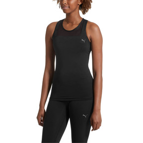 Thumbnail 2 of Fit Women's Tank Top, Puma Black, medium