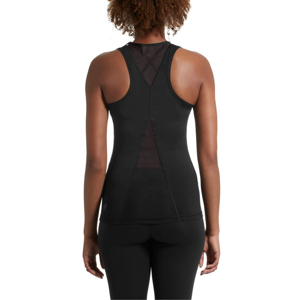 Fit Women's Tank Top, Puma Black, large