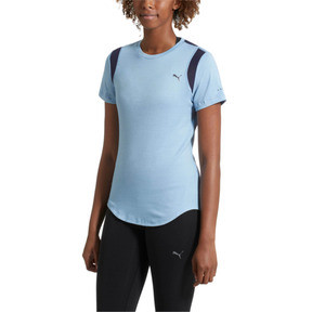 Thumbnail 2 of Heather Short Sleeve Women's Tee, 02, medium