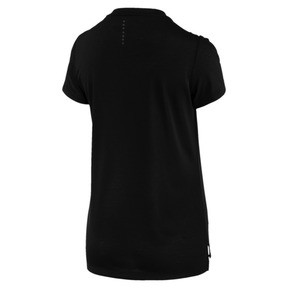 Thumbnail 4 of Women's Short Sleeve Tee, Puma Black, medium