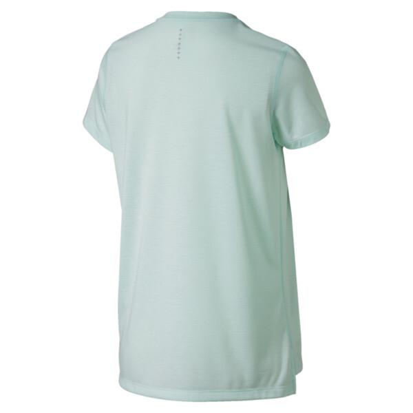 T-Shirt Running IGNITE pour femme, Fair Aqua, large