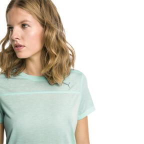 Thumbnail 2 of Women's Short Sleeve Tee, Fair Aqua, medium