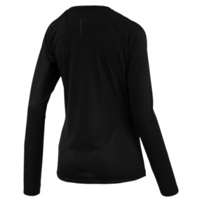 Thumbnail 5 of Running Women's IGNITE Long Sleeve, Puma Black, medium