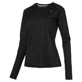 T-Shirt à manches longues Running IGNITE pour femme