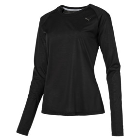 Thumbnail 4 of Running Women's IGNITE Long Sleeve, Puma Black, medium