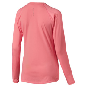 Thumbnail 5 of Running Women's IGNITE Long Sleeve, Bright Peach, medium