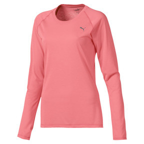 Thumbnail 4 of T-Shirt à manches longues Running IGNITE pour femme, Bright Peach, medium