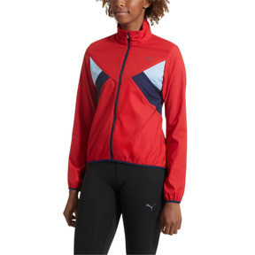 Thumbnail 2 of IGNITE Zip-Up Women's Running Wind Jacket, 02, medium