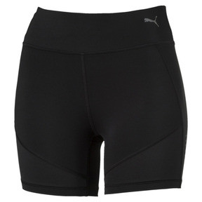 Thumbnail 1 of IGNITE Women's Running Short Tights, Puma Black, medium