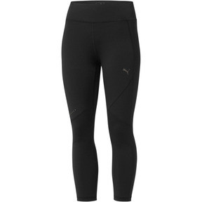 Thumbnail 2 of IGNITE 3/4 Women's Running Tights, Puma Black, medium