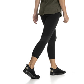 Thumbnail 2 of Running Damen IGNITE 3/4 Laufhose, Puma Black, medium