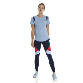 Thumbnail 5 of IGNITE Women's Running Tights, Peacoat-Ribbon Red-CERULEAN, medium