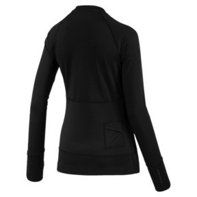 Thumbnail 4 of Running Damen IGNITE Winter Langarm-Shirt, Puma Black, medium
