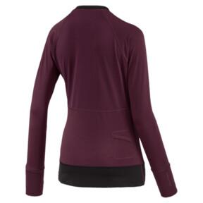 Thumbnail 4 of Winter Long Sleeve Women's Training Top, Fig-Puma Black, medium