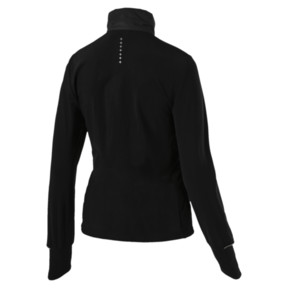 Thumbnail 4 of Winter Zip-Up Women's Jacket, Puma Black, medium
