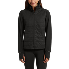 Thumbnail 2 of Winter Zip-Up Women's Jacket, Puma Black, medium