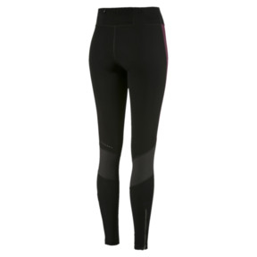 Thumbnail 4 of Winter Women's Long Tights, Fig-Puma Black, medium