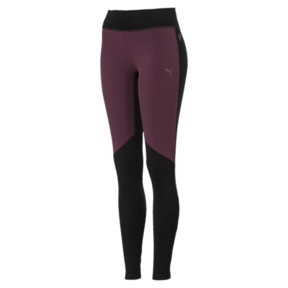 Thumbnail 1 of Winter Women's Long Tights, Fig-Puma Black, medium
