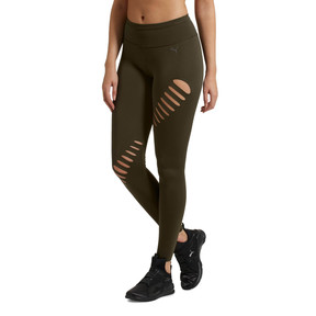 Thumbnail 2 of Explosive Women's Slash Tights, Forest Night, medium