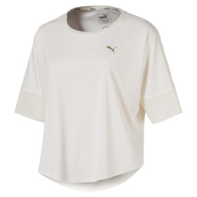 Thumbnail 1 of Explosive Women's Training Top, Whisper White, medium
