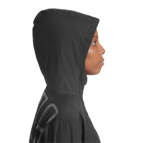 Thumbnail 5 of Explosive Lite Zip-Up Hooded Women's Jacket, Puma Black, medium