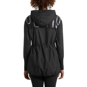Thumbnail 3 of Explosive Lite Zip-Up Hooded Women's Jacket, Puma Black, medium