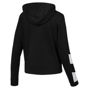 Thumbnail 4 of Training Women's A.C.E. Sweat Jacket, Puma Black, medium