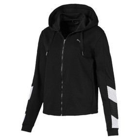 Thumbnail 1 of Training Women's A.C.E. Sweat Jacket, Puma Black, medium
