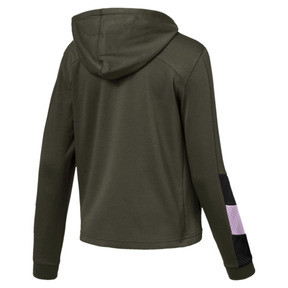 Thumbnail 4 of Training Women's A.C.E. Sweat Jacket, Forest Night, medium