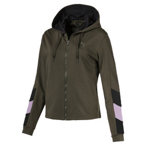 Thumbnail 1 of Training Women's A.C.E. Sweat Jacket, Forest Night, medium