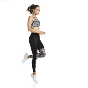 Thumbnail 5 of Pantalon de sport Training Always On Graphic 7/8 pour femme, Puma Black-Puma White, medium