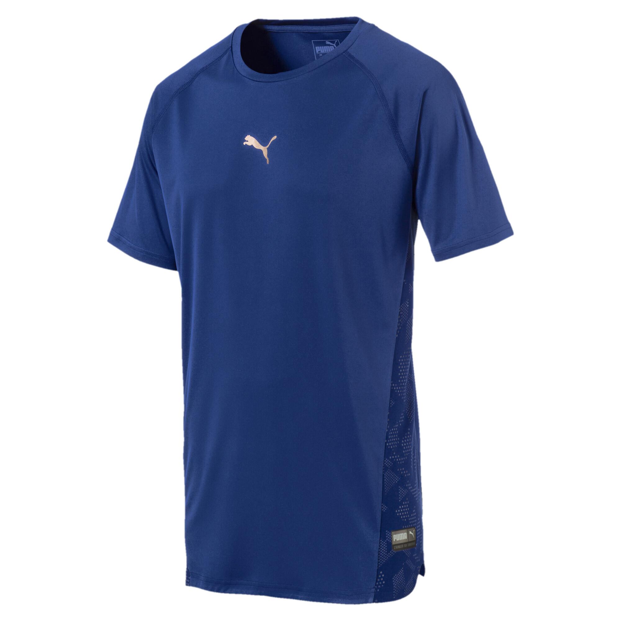 Image Puma VENT Short Sleeve Men's Training Top #2