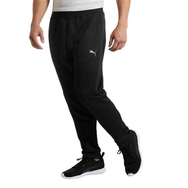 VENT Knit Pant, Puma Black, large