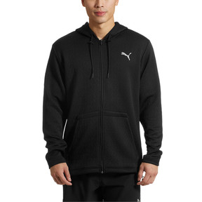 Thumbnail 2 of VENT Hooded Jacket, Puma Black, medium